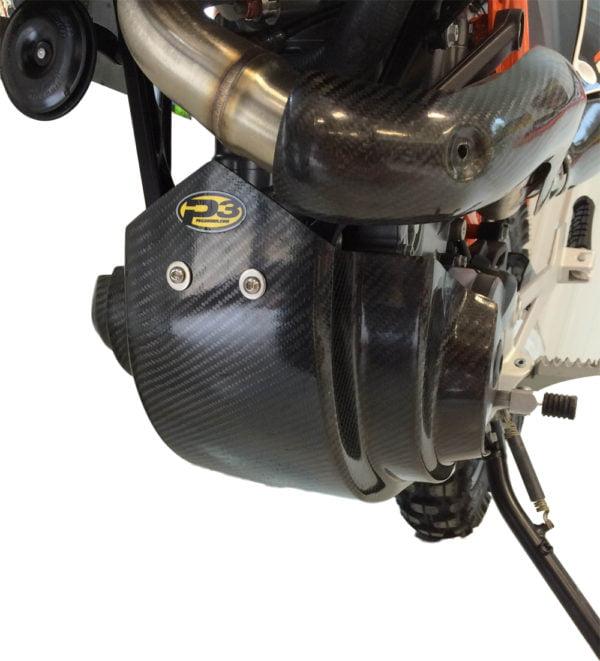 KTM 690 SMC-R & Enduro Carbon skidplate